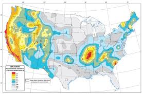 Earthquake Location Maps